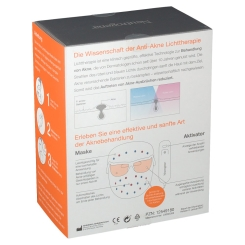 Neutrogena® visibly clear® Anti-Akne Lichttherapie Maske