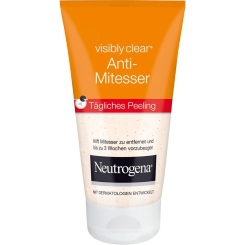 Neutrogena® visibly clear® Anti-Mitesser Tägliches Peeling