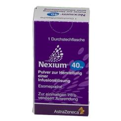Nexium 40 mg Pulver z.Herstellung e.Inf.Lsg.
