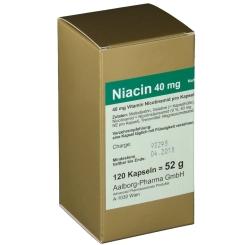 Niacin 40mg Pro Kapseln