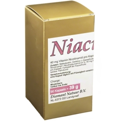 Niacin Kapseln