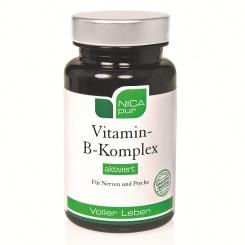 NICApur® Vitamin-B-Komplex aktiviert