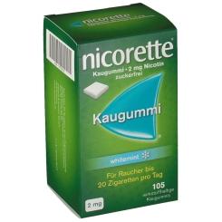 nicorette® 2 mg whitemint