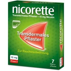 nicorette® TX Pflaster 10 mg