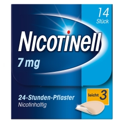 Nicotinell® 17,5 mg 24-Stunden-Pflaster