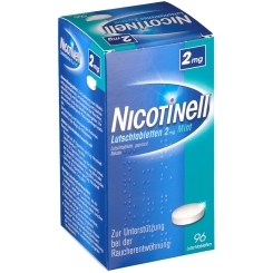 Nicotinell® 2 mg Lutschtabletten