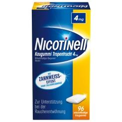 Nicotinell® 4 mg Tropenfrucht Kaugummi