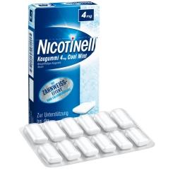 Nicotinell® 4mg Cool Mint Kaugummi