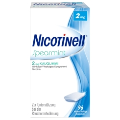Nicotinell® Spearmint 2 mg