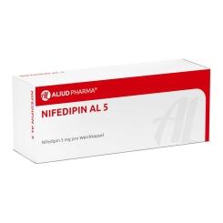 Nifedipin Al 5 Kapseln