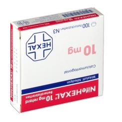 Nifehexal 10 Retardtabletten