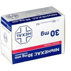 Nifehexal 30 uno Manteltabletten