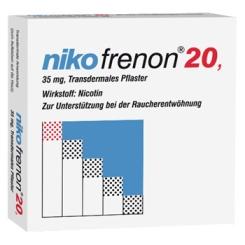 Nikofrenon® 20, 35 mg