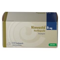 NIMVASTID 6 mg