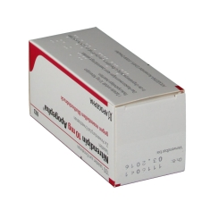 Nitrendipin 10 Apogepha Tabletten