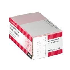 NITRENDIPIN AbZ 10 mg
