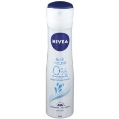 NIVEA® Deodorant Fresh Natural Spray