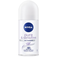 NIVEA® Deodorant Sensitive & Pure Roll-on