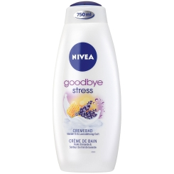 NIVEA® goodbye stress Cremebad