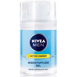 NIVEA® MEN Active Energy Gesichtspflege Gel
