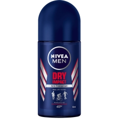 NIVEA® MEN Deodorant Dry Impact Roll-on