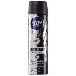 NIVEA® MEN Deodorant Invisible Black & White Spray