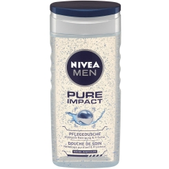 NIVEA® MEN Pure Impact Pflegedusche