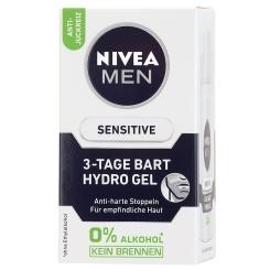 NIVEA® MEN Sensitive 3-Tage Bart Hydro Gel