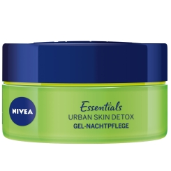 NIVEA URBAN Skin Detox Nachtpflege