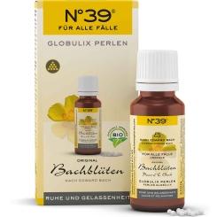 No.39® Für alle Fälle Original Bachblüten Globulix Perlen