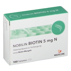 Nobilin Biotin 5mg N