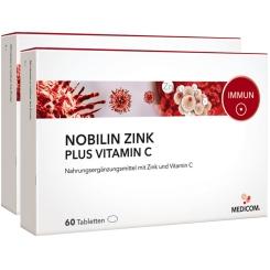 NOBILIN ZINK PLUS VITAMIN C