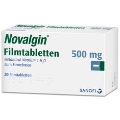 Novalgin Filmtabl.