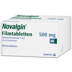 Novalgin Filmtabletten