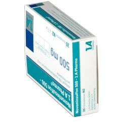 Novaminsulfon 500 1 A Pharma Filmtabletten