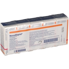 NOVORAPID 100 E/ml Inj.Lsg.