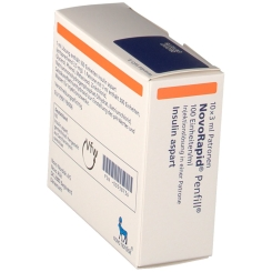 NOVORAPID Penfill 100 E/ml