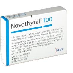 Novothyral 100 Tabl.