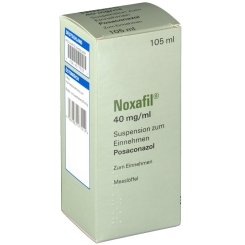 Noxafil 40 mg/ml Suspension zum Einnehmen