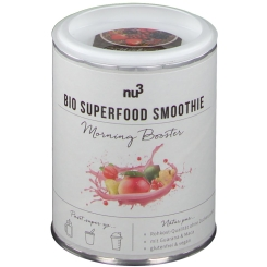 nu3 Bio Superfood Smoothie Morning Booster