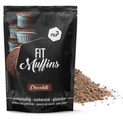 nu3 Fit Muffins Schoko