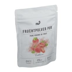 nu3 Fruchtpulver Pur Erdbeere