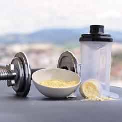 nu3 Performance Whey Mango Lassi - Proteinpulver