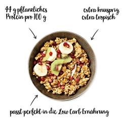 nu3 Protein Müsli, Erdbeer-Apfel