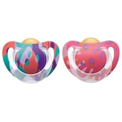 NUK® Genius Color Schnuller Größe 3 18-36 Monate