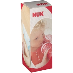 NUK® Kiddy Cup 300 ml blau Kuh
