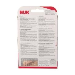 NUK® Still-BH Schwarz Gr. S