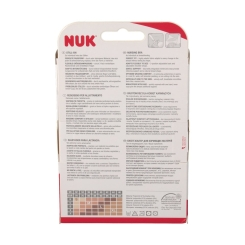 NUK® Still-BH Weiß Gr. S