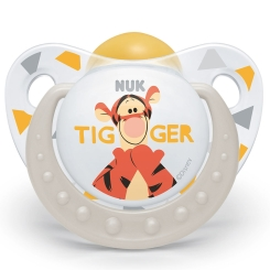 NUK® Trendline Disney Winnie the Pooh Schnuller latex Gr. 1 (0-6 Monate)