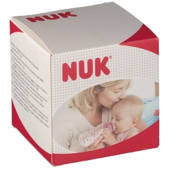 NUK® Trendline Night & Day Schnuller rot/gelb (0-6 Monate)